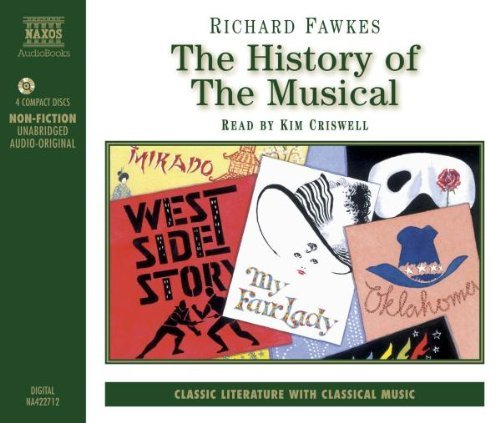 Richard Fawkes History Of The Musical Nar By Kim Criswell
