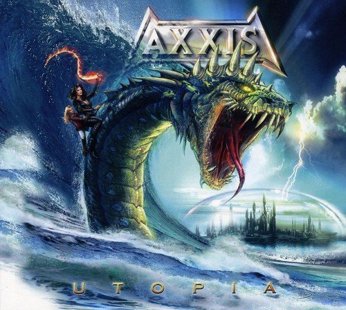 Axxis Utopia Import Gbr 2 CD Set