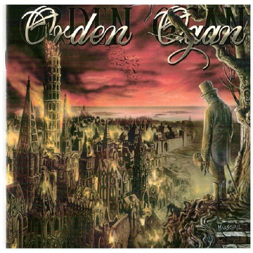 Orden Ogan Easton Hope Import Gbr 2 CD