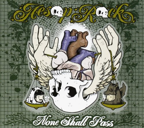 Aesop Rock None Shall Pass