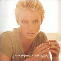 Jessica Simpson Public Affair Circuit City Exclusive