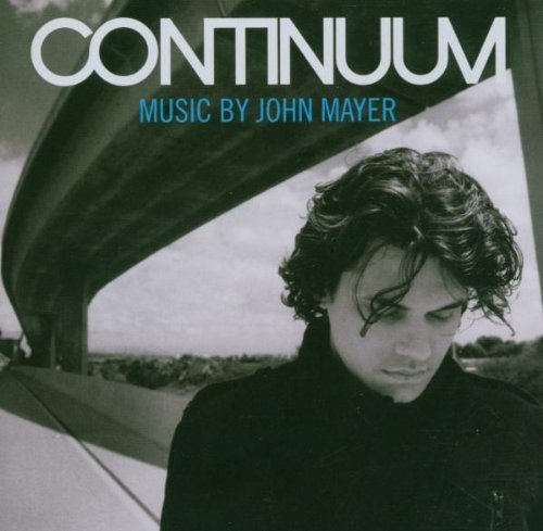 John Mayer Continuum Import Gbr