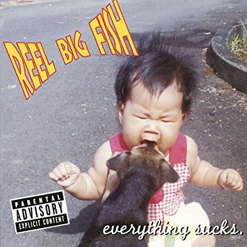 Reel Big Fish Everything Sucks Enhanced CD