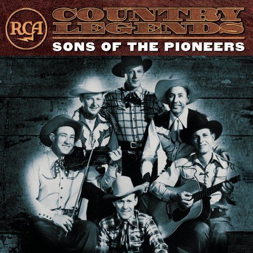 Sons Of The Pioneers Rca Country Legends