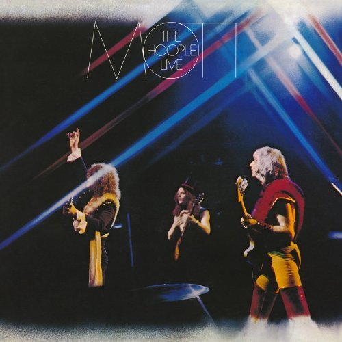 Mott The Hoople Mott The Hoople Live Deluxe Ed. 2 CD