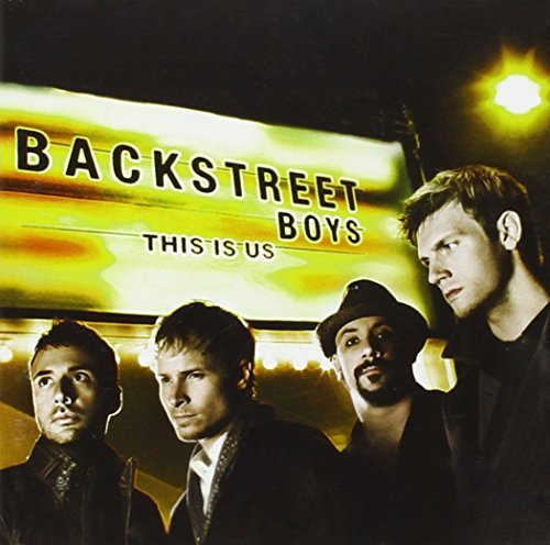 Backstreet Boys This Is Us Import Eu Incl. DVD