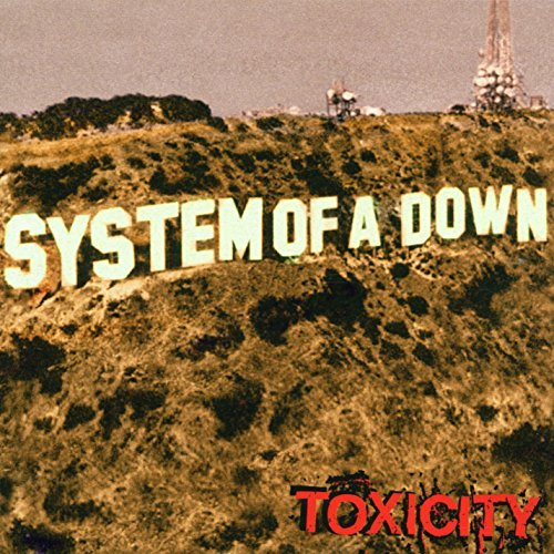 System Of A Down Toxicity Import Eu