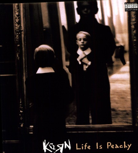 Korn Life Is Peachy Limited Edition Transparent 180 Gram Audiophile Life Is Peachy