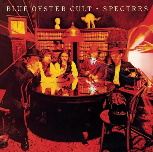 Blue Oyster Cult Spectres Expanded Ed.
