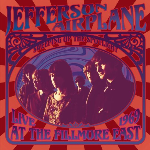 Jefferson Airplane Sweeping Up The Spotlight Live