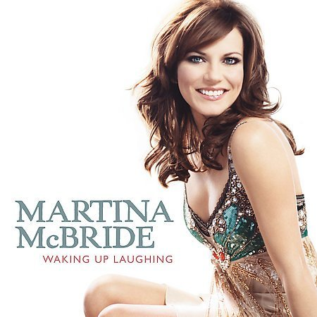 Martina Mcbride Waking Up Laughing CD + DVD