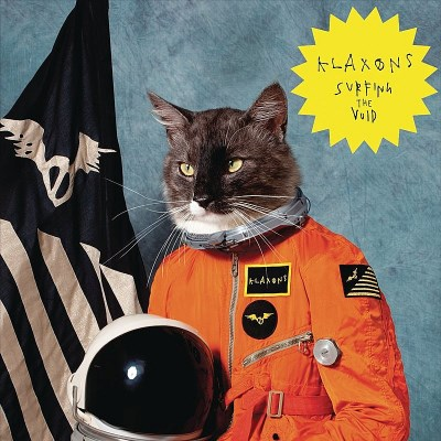 Klaxons Surfing The Void