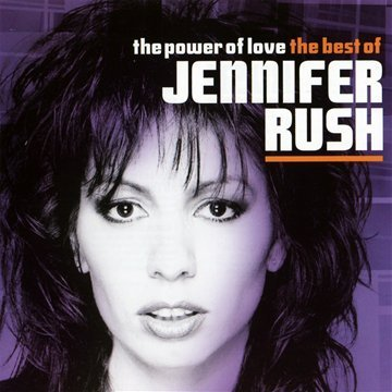 Jennifer Rush Power Of Love The Best Of Import Gbr