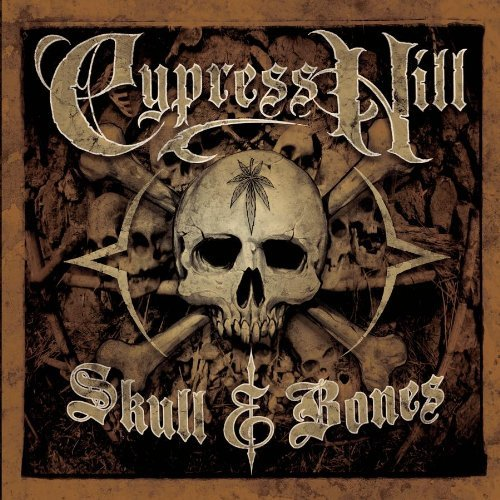 Cypress Hill Skull & Bones Explicit Version 2 CD Set