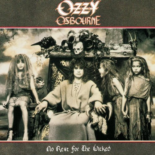 Ozzy Osbourne No Rest For The Wicked Remastered Incl. Bonus Tracks