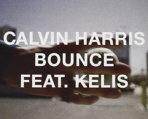 Calvin Harris Bounce Import Gbr