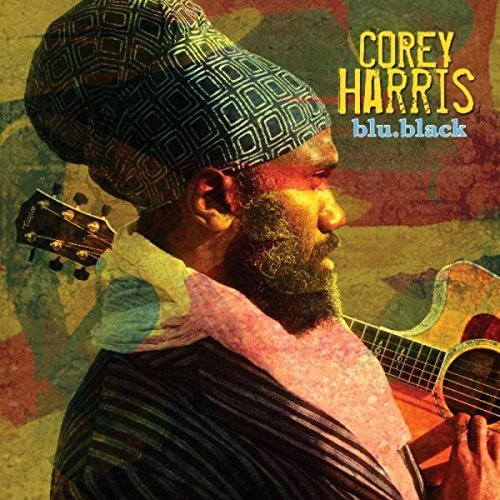 Corey Harris Blu.Black