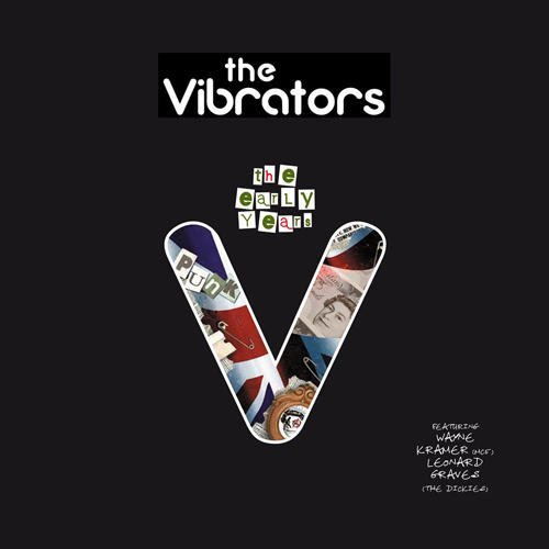 Vibrators Punk The Early Years 180gm Vinyl