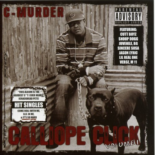 C Murder Calliope Click Explicit Version