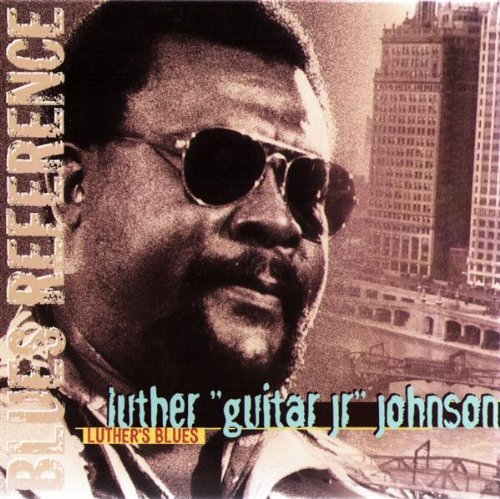 Johnsonluther Guitar Jr. Luther's Blues Import Eu
