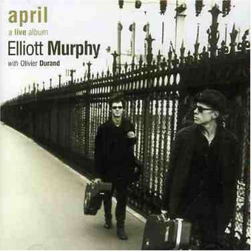 Elliott Murphy April A Live Album Import Fra