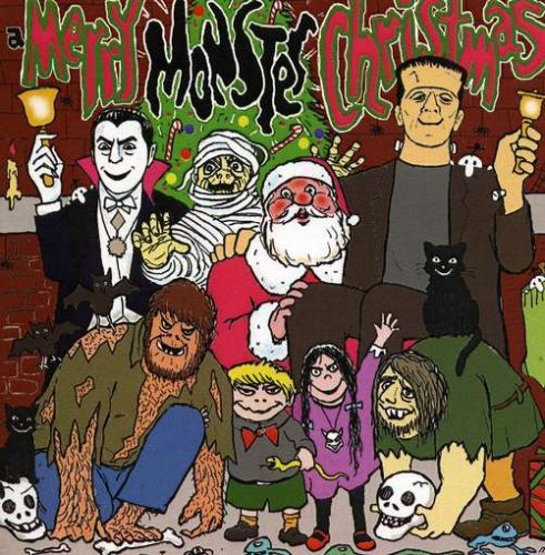 Len Maxwell Merry Monster Christmas
