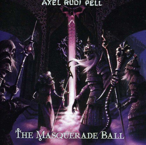 Axel Rudi Pell Masquerade Ball (limited Edtio Import Gbr