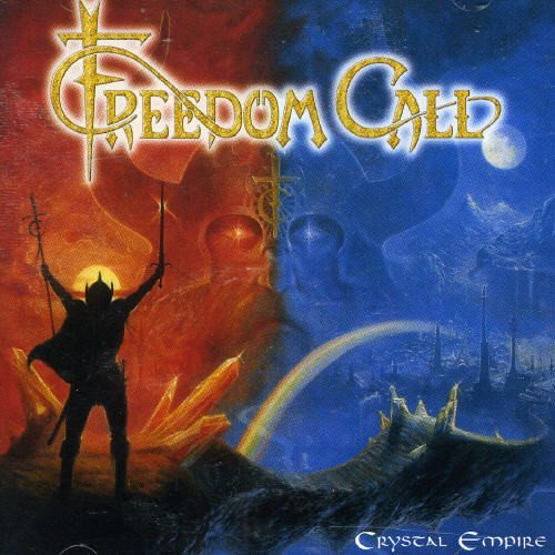 Freedom Call Crystal Empire Import Gbr