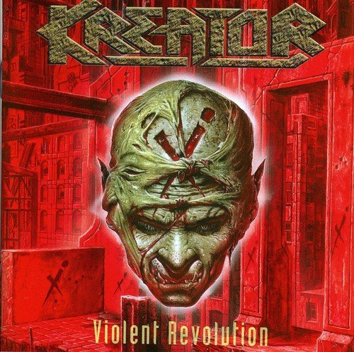 Kreator Violent Revolution Import Gbr