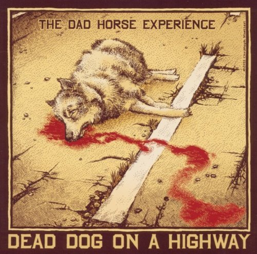 Dad Horse Experience Dead Dog On A Highway