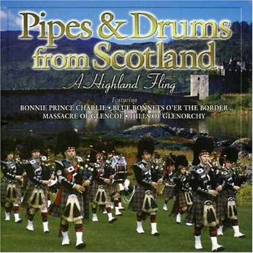 Highland Fling (pipes & Drums) Highland Fling (pipes & Drums) Import Gbr