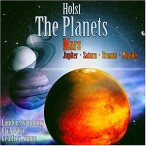 G. Holst Planets Import Eu