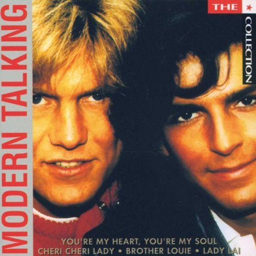 Modern Talking Collection Import Deu