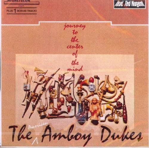 Amboy Dukes Journey To The Center Of The M Incl. Bonus Tracks