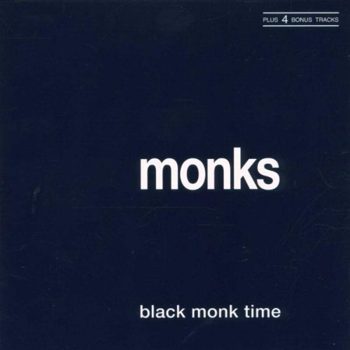 Monks Black Monk Time Import Eu Incl. Bonus Tracks