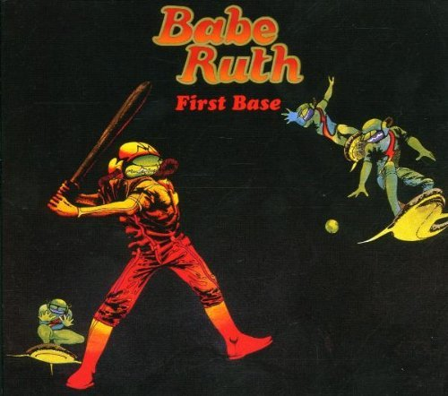 Babe Ruth First Base Digipak