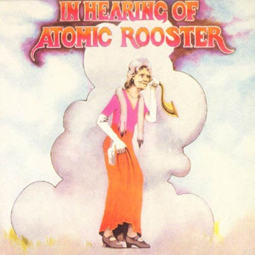 Atomic Rooster In Hearing Of Digipak