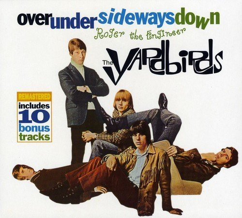 Yardbirds Over Under Sideways Down