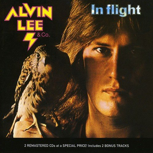 Alvin Lee In Flight Incl. Bonus Tracks
