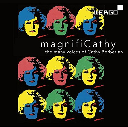 Cathy Berberian Magnificathy. The Many Voices
