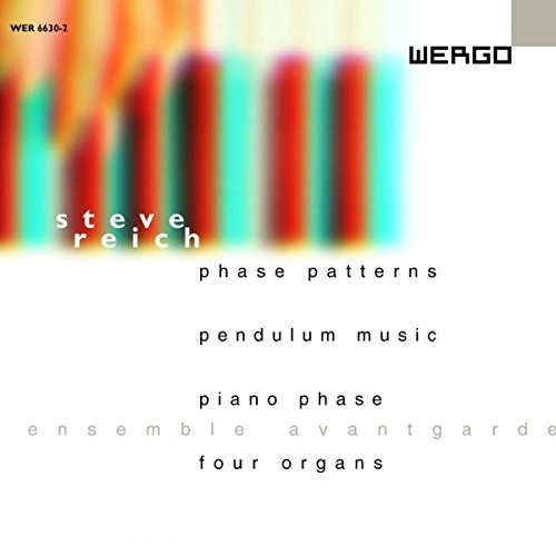 S. Reich Phase Patterns. Pendulum Music Ens Avantgarde