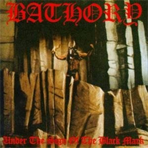 Bathory Under The Sign Of The Black Picture Disc