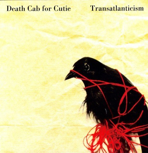 Death Cab For Cutie Transatlanticism Import Eu 2 Lp
