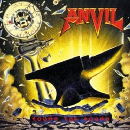 Anvil Pound For Pound Import Gbr
