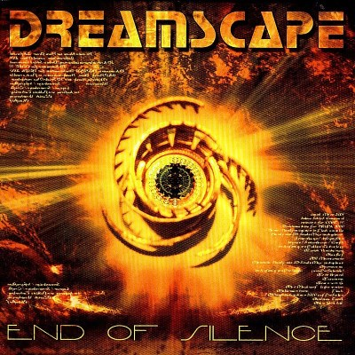 Dreamscape End Of Silence Import Eu