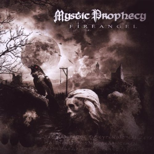 Mystic Prophecy Fireangel Import Gbr
