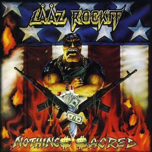 Laaz Rockit Nothing Sacred Import Gbr