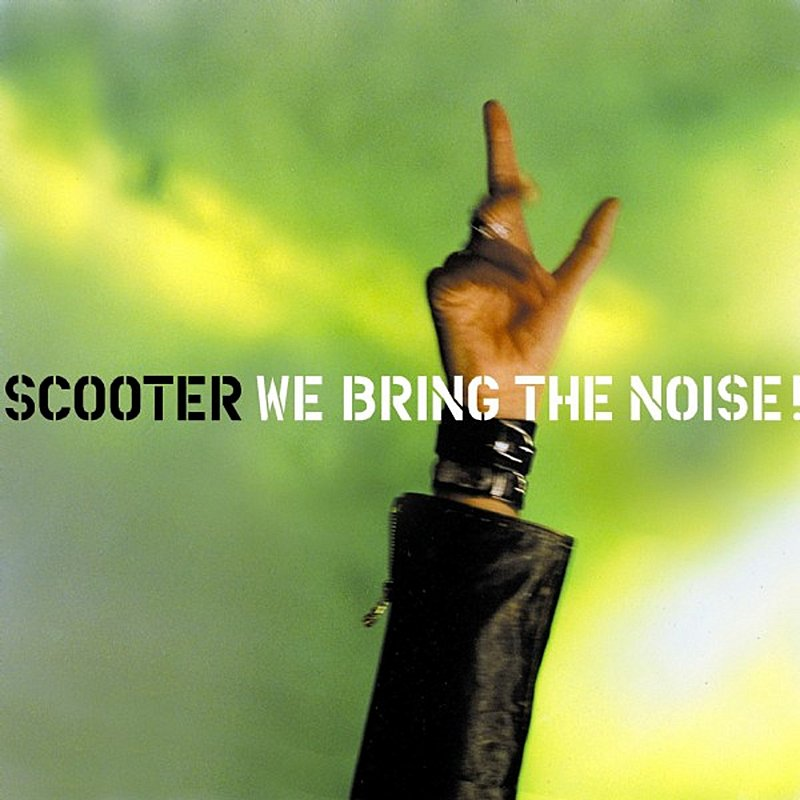 Scooter We Bring The Noise! Import Eu