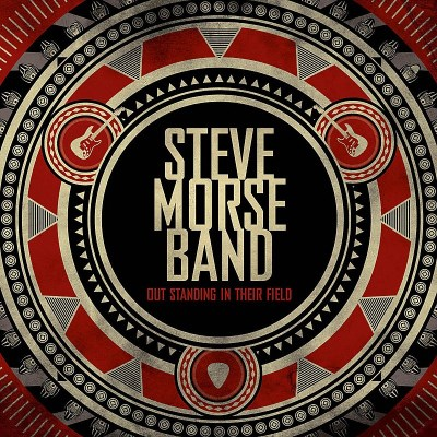 Steve Band Morse Out Standing In Their Field Import Gbr