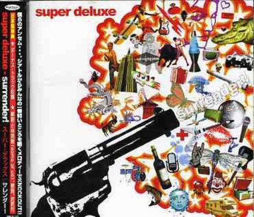 Super Deluxe Surrender! Import Jpn Incl.Bonus Track Earlier Relea